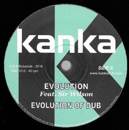 Kanka Feat. Sir Wilson : Evolution