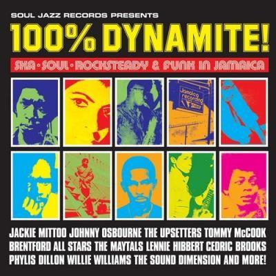 Various : 100% Dynamite! | LP / 33T  |  Oldies / Classics