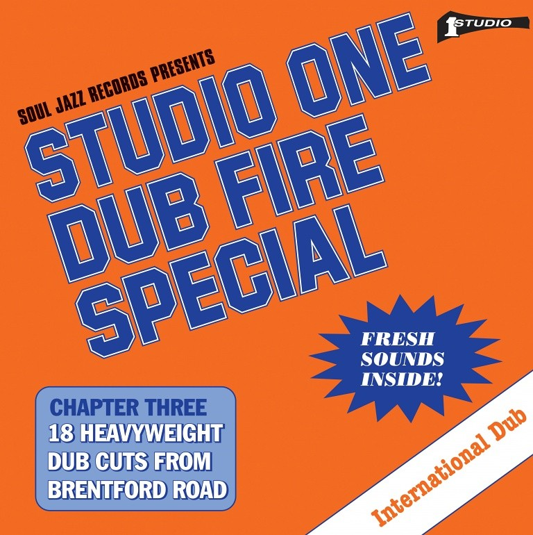 Various : Studio One Dub Fire Special - Chapter 3: 18 Heavyweight Dub Cuts From Brentford Road | LP / 33T  |  Oldies / Classics