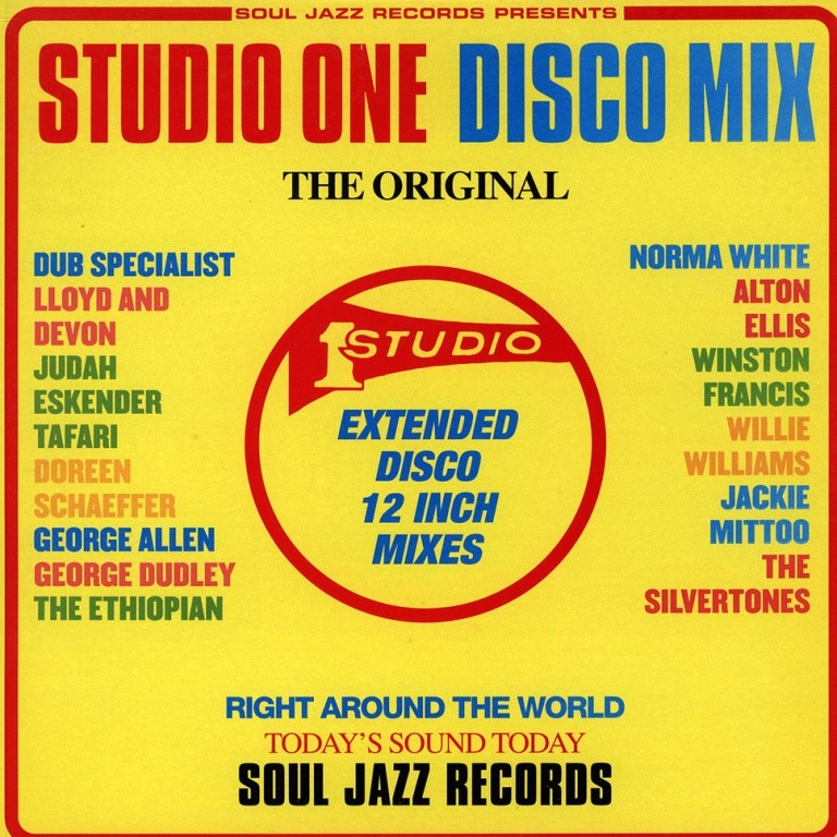 Various : Studio One Disco Mix | LP / 33T  |  Oldies / Classics