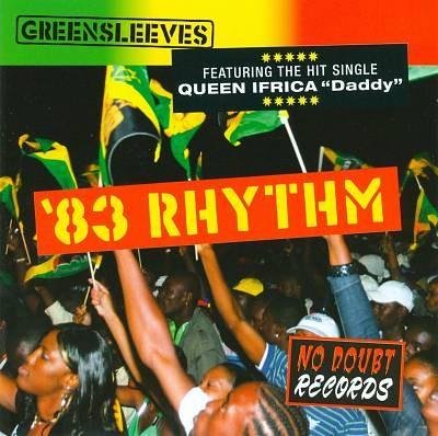 Various Artists : '83 Rhythm   CD     Dancehall / Nu-roots