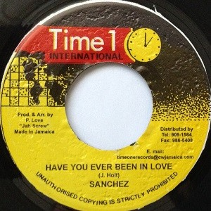 Sanchez : Have You Ever Been In Love | Single / 7inch / 45T  |  Oldies / Classics