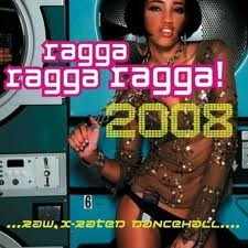 Various : Ragga Ragga ! 2008 Ragga   CD     Dancehall / Nu-roots