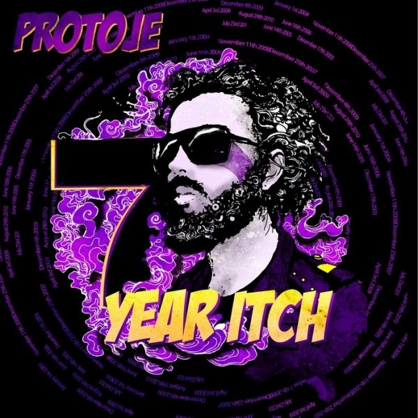 Protoje : 7 Year Itch | CD  |  Dancehall / Nu-roots