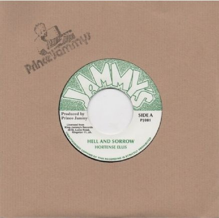 Hortense Ellis : Hell And Sorrow | Single / 7inch / 45T  |  Oldies / Classics