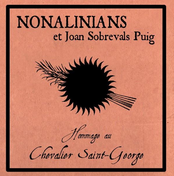 Nonalinians : Hommage au Chevalier Saint-George   Single / 7inch / 45T     Ska / Rocksteady / Revive