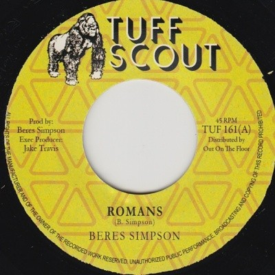Berris Simpson : Romans   Single / 7inch / 45T     UK