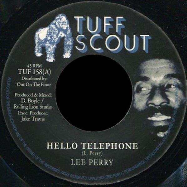 Lee Perry : Hello Telephone | Single / 7inch / 45T  |  Dancehall / Nu-roots