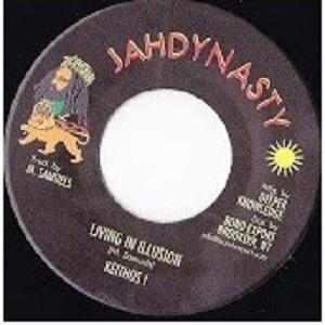 Keithus I : Living In Illusion | Single / 7inch / 45T  |  Oldies / Classics
