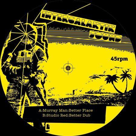 Murray Man : Better Place ( Yellow ) | Single / 7inch / 45T  |  UK
