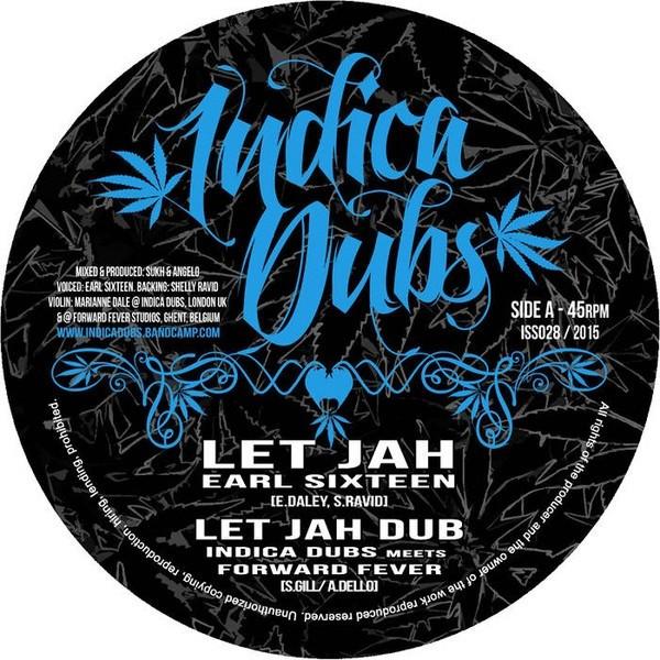 Earl Sixteen : Let Jah   Maxi / 10inch / 12inch     UK