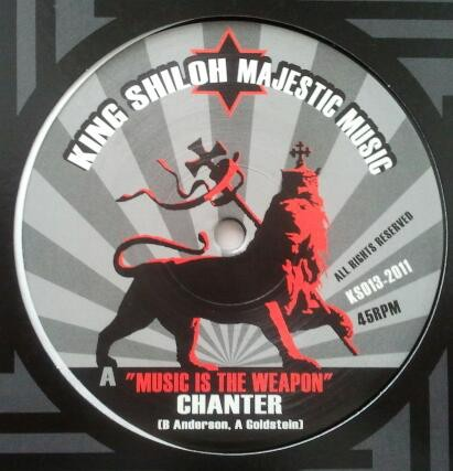 Chanter : Music Is A Weapon