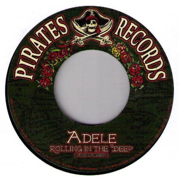 Adele : Roling In The Deep | Single / 7inch / 45T  |  Mash Ups / Remixs