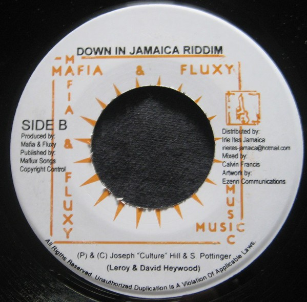 Cornell Campbell : Mr Lickie Lickie | Single / 7inch / 45T  |  Dancehall / Nu-roots