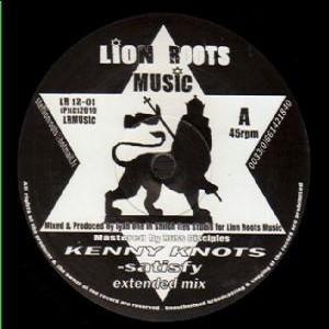 Kenny Knotts : Satisfy   Maxi / 10inch / 12inch     UK