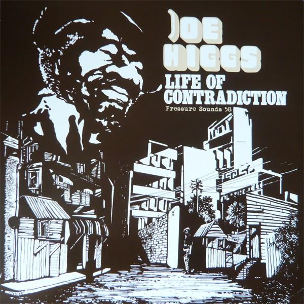 Joe Higgs : Life Of Contradiction | LP / 33T  |  Oldies / Classics
