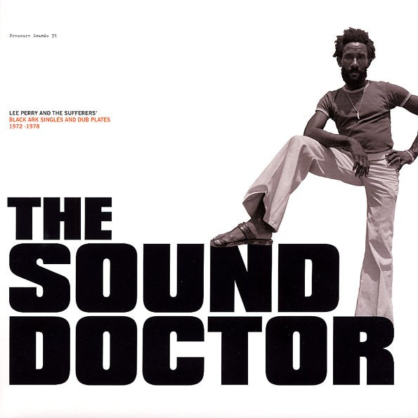 Lee Perry : The Sound Doctor | LP / 33T  |  Oldies / Classics