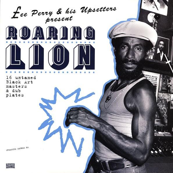 Lee Perry : Roaring Lion | LP / 33T  |  Oldies / Classics