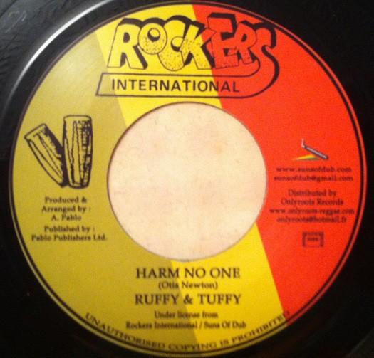 Ruffy & Tuffy : Harm No One