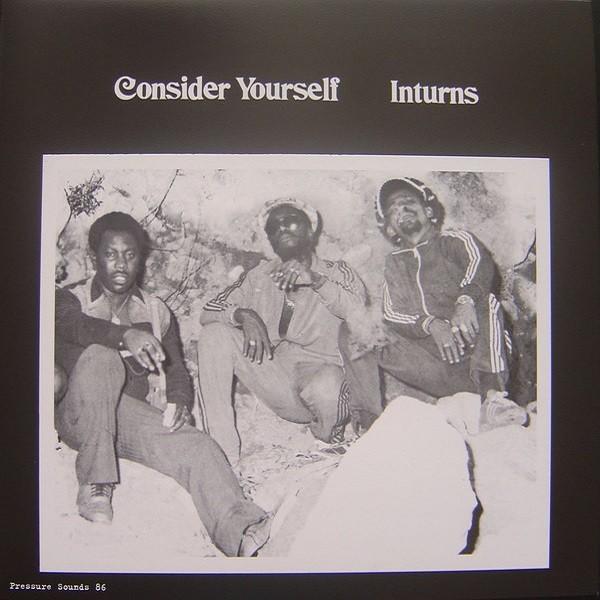 Inturns : Consider Yourself | LP / 33T  |  Oldies / Classics
