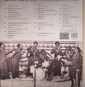 Various : Kenya Special : Volume Two   LP / 33T     Afro / Funk / Latin
