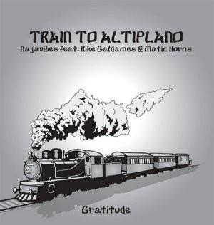 Najavibes Feat Kike Galdames & Matic Horns : Train To Altiplano | Maxi / 10inch / 12inch  |  UK
