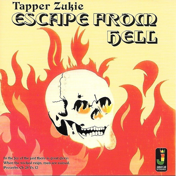 Tapper Zukie : Escape From Hell   LP / 33T     Oldies / Classics