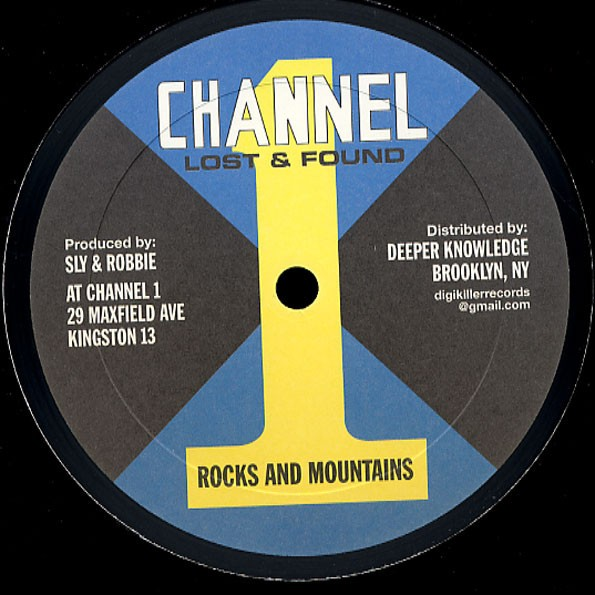 Unknown Artist : Rocks & Mountains | Maxi / 10inch / 12inch  |  Oldies / Classics