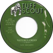 Lou Rhodes : Nature's Creed   Single / 7inch / 45T     UK