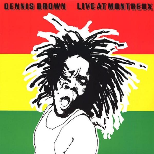 Dennis Brown : Live At Montreux | LP / 33T  |  Oldies / Classics