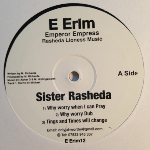 Sister Rasheda : Why Worry When I Can Pray
