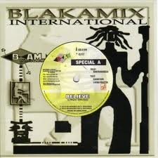 Special A : Beleive | Single / 7inch / 45T  |  UK