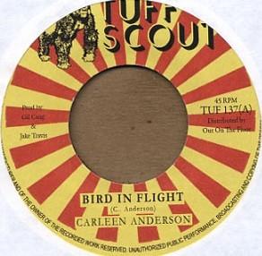 Carleen Anderson : Bird In Flight   Single / 7inch / 45T     Dancehall / Nu-roots