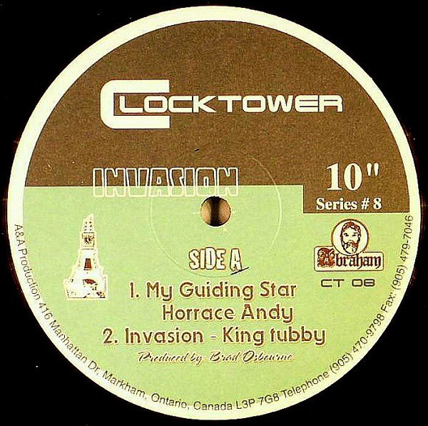 Horace Andy : My Guiding Star | Maxi / 10inch / 12inch  |  Oldies / Classics