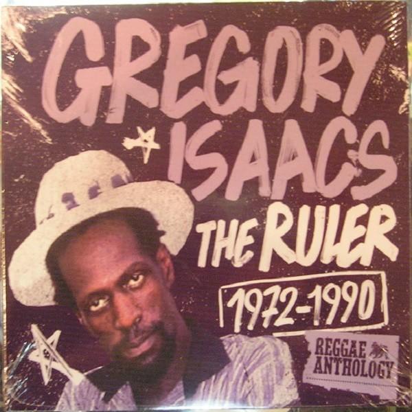 Gregory Isaacs : The Ruler 1972-1990 | LP / 33T  |  Oldies / Classics