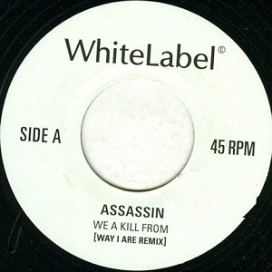 Assassin : We A Kill From | Single / 7inch / 45T  |  Mash Ups / Remixs