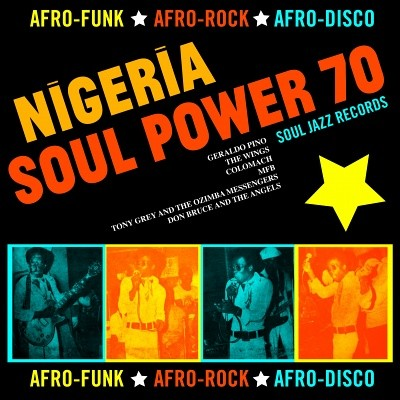 Various : Nigeria Soul Power 70 ( Records Store Day ) | Single / 7inch / 45T  |  Afro / Funk / Latin