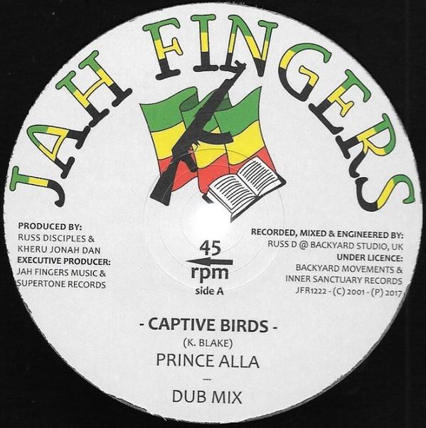 Prince Alla : Captive Birds | Maxi / 10inch / 12inch  |  UK
