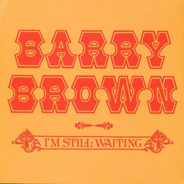 Barry Brown : I'm Still Waiting | LP / 33T  |  Oldies / Classics