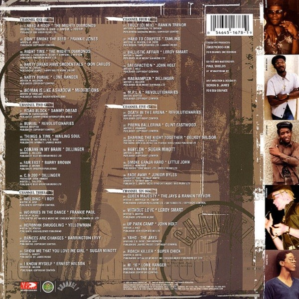 Various : The Channel One Story / Reggae Anthology | LP / 33T  |  Oldies / Classics