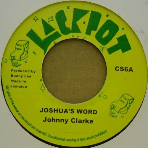 Johnny Clarke : Joshua's Word | Single / 7inch / 45T  |  Oldies / Classics