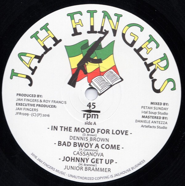 Dennis Brown : In The Mood For Love | Maxi / 10inch / 12inch  |  Oldies / Classics