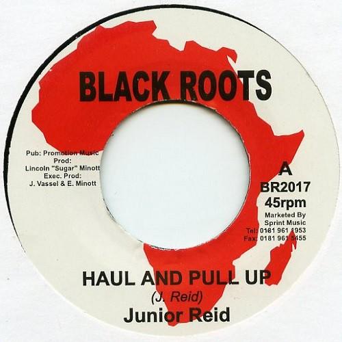 Junior Reid : Haul And Pull Up | Single / 7inch / 45T  |  Oldies / Classics