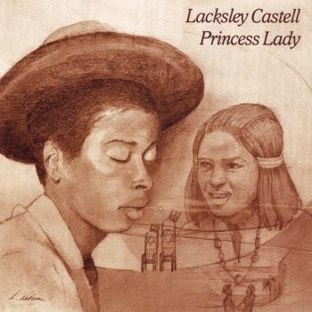 Lacksley Castell : Princess Lady | LP / 33T  |  Oldies / Classics