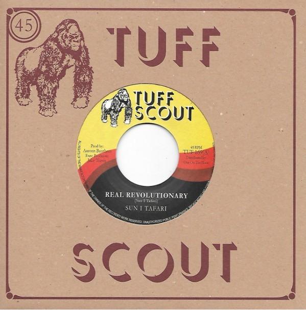 Sun I Tafari : Real Revolutionary   Single / 7inch / 45T     Dancehall / Nu-roots
