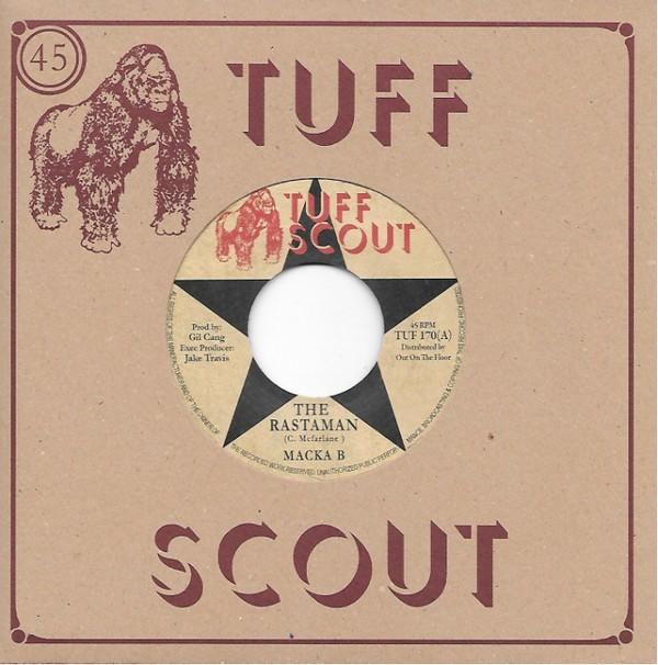 Macka B : The Rastaman   Single / 7inch / 45T     Dancehall / Nu-roots