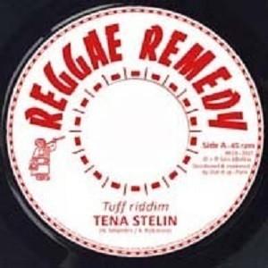 Tena Stelin : Tuff Riddim   Single / 7inch / 45T     UK