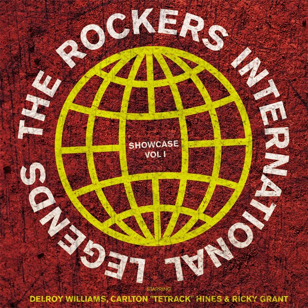Various : The Rockers International Legends Vol 1 | LP / 33T  |  Dancehall / Nu-roots