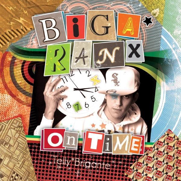 Biga Ranx : On Time | LP / 33T  |  FR