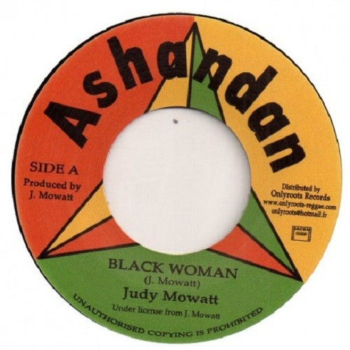 Judy Mowatt : Black Woman